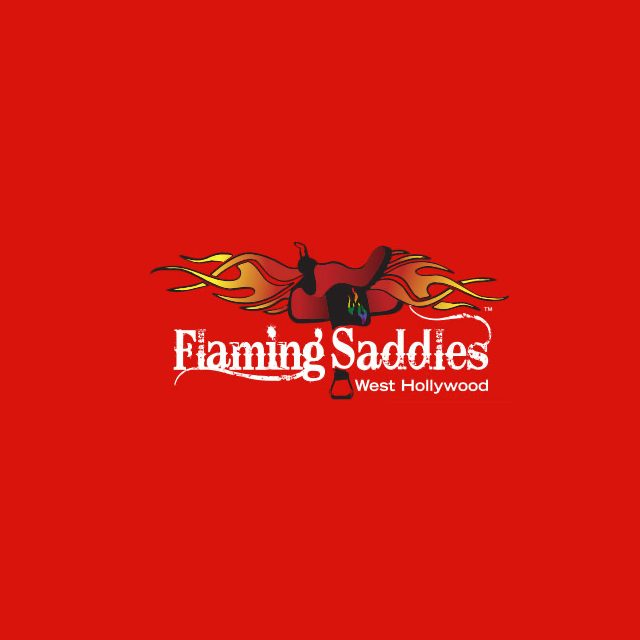 Flaming Saddles